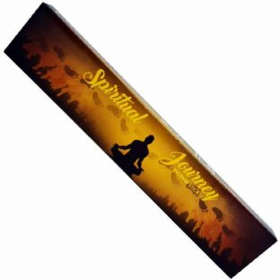 New Moon Aromas | Spiritual Journey Incense Sticks 15g (1 Box) Free UK Delivery